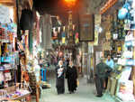 ...is still a centre for hundreds of shops and traders of all kinds in the Suq Madhat Pasha.